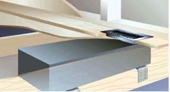 Built In Bass Box Floor or Ceiling Installation