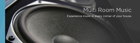 Control4 Multi Room Music