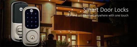 Control4 Smart Door Locks