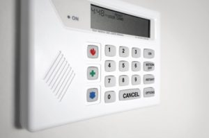 14260888 - home security alarm monitor