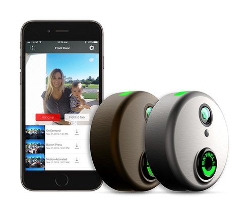 Skybell smart video doorbell